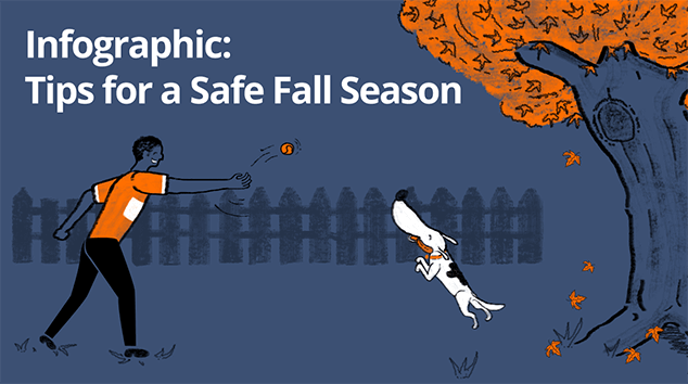 Infographic: Tips for a Safe Fall Season