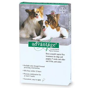 Best value for Advantage here at Pet Shed