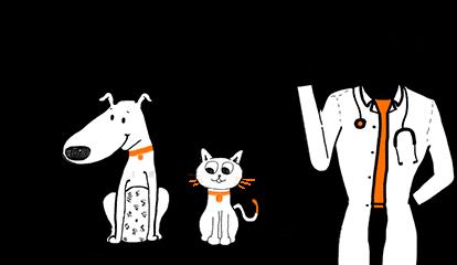 Pet Shed Petcyclopedia Illustration