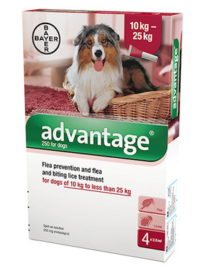 Advantage Flea Control