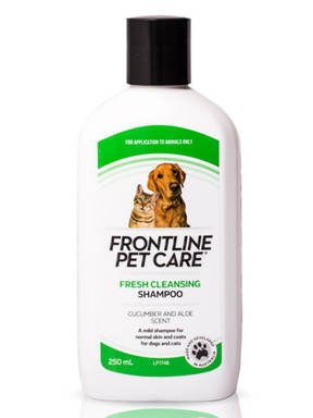 Frontline Fresh Cleansing Shampoo