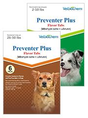 Generic Sentinel Flavor Tabs<br>(Milbemycin oxime & Lufenuron)