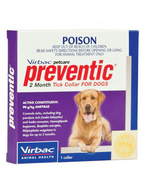 Preventic Tick Collar